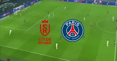 مباراة باريس سان جيرمان وريمس مباشر