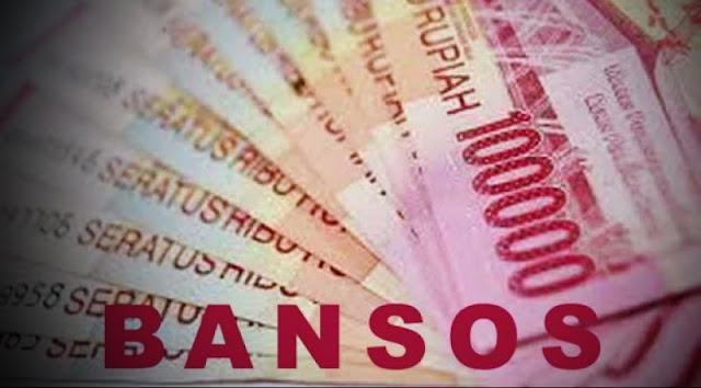 Dana Bansos Disunat Rp 25 Ribu per KK, Warga Protes Keras!