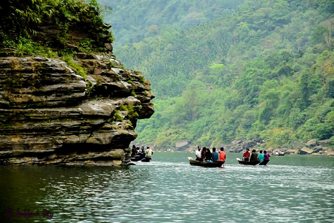 Meghalaya (Shillong- Mawlynnong- Cherapunjee- Mawsyram)