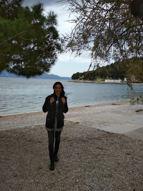 I'm taking you with me to Drvenik, Croatia!