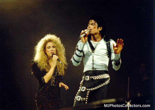 Vintage Wallpaper Animals Michael Jackson Bad World Tour 1987 1988 Vintage Everyday