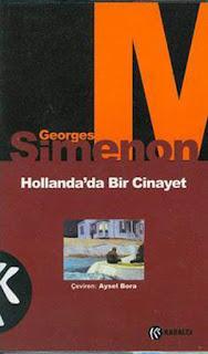 Hollanda'da Bir Cinayet - Georges Simenon