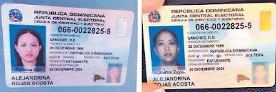 Mujer le roban a mujer su identidad y su dinero