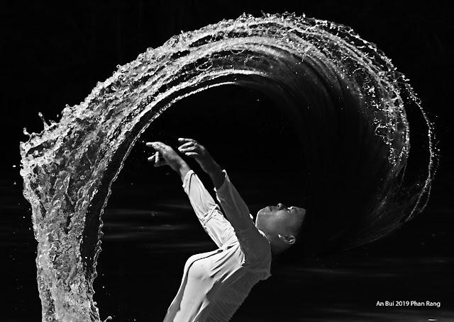 Suối tóc Phan Rang 2019