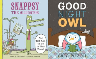 Snappsy and Owl