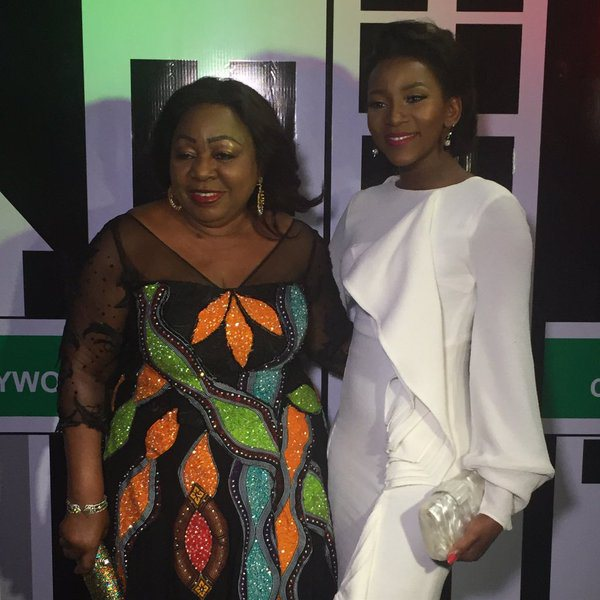 Itta Giwa  and Genevieve Nnaji