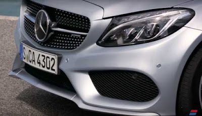 2016 Mercedes open up and top star C-class