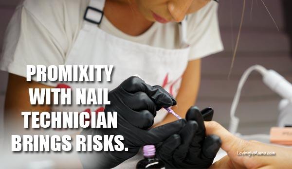 Covid-19, manicure, pedicure, choosing a nail salon, hygienic standards, nail technician, women, beauty, salon gossip, Enhanced Community Quarantine, ECQ, Covid-19 epidemic, Covid-19 quarantine, stay at home, mani-pedi, Bacolod City, nail salon, sparty, mani-pedi party, manicure set, nail tools, professional nail tools, Bacolod nail salon, nail art, nail services, virus, hygiene, wash hands, stay at home, Bacolod mommy blogger, style, beauty, fashion, Covid-19 positive, asymptomatic, face mask