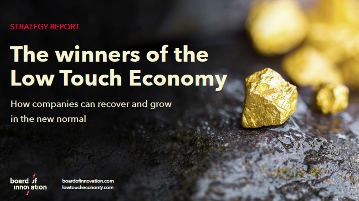 The Winners of the Low Touch Economy
