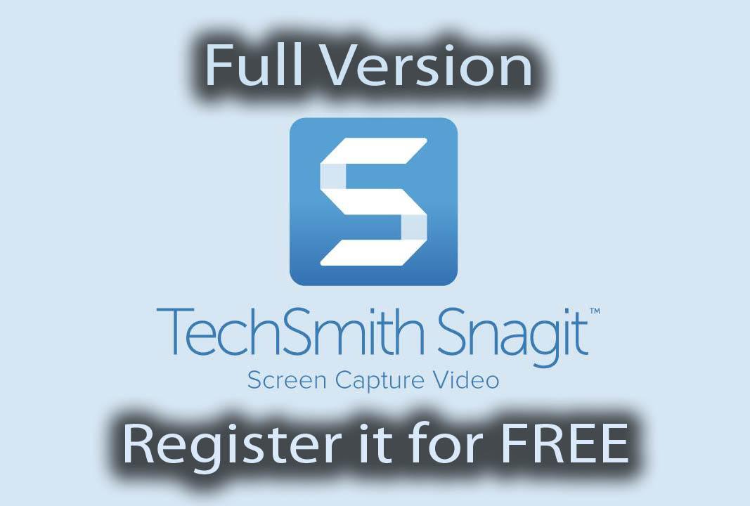 snagit key for windows free