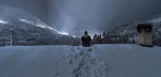Φωτογράφος παράτησε τα πάντα και ζει σε απομονωμένο ορεινό χωριό 14 κατοίκων στην Καρδίτσα -Περιγράφει τη νέα του ζωή