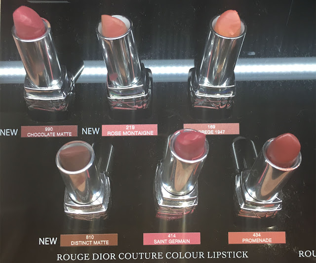 Rouge Dior Couture Colour Lipsticks