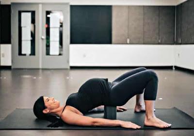 Tips to do Bridge Pose (Setu Bandhasana) during pregnancy