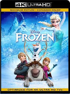 Frozen (2013) 4K UHD [HDR] [Google Drive] Panchirulo
