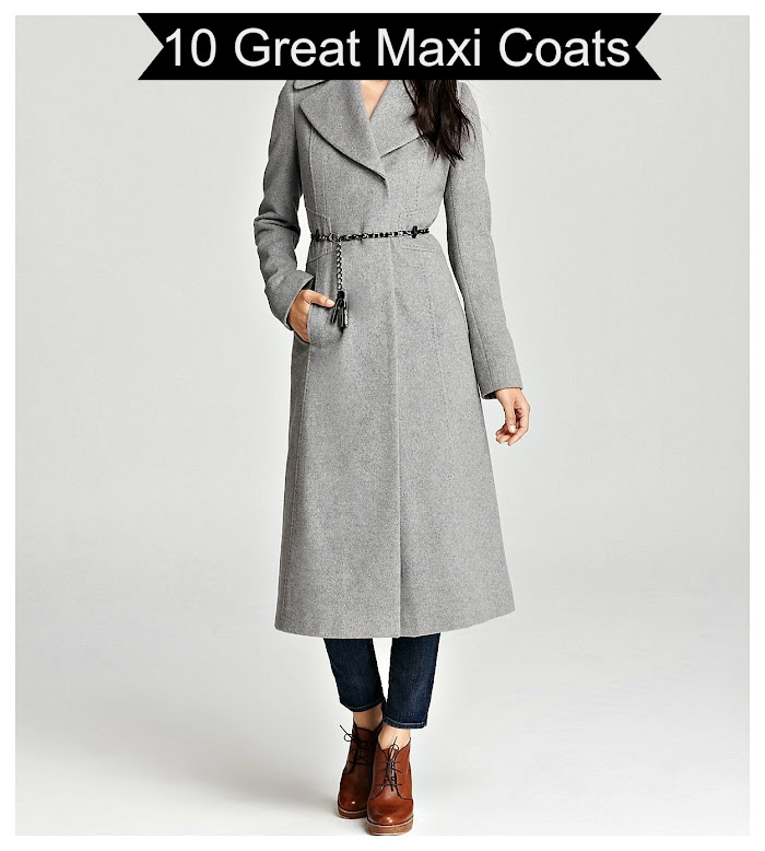 10 Great Maxi Coats