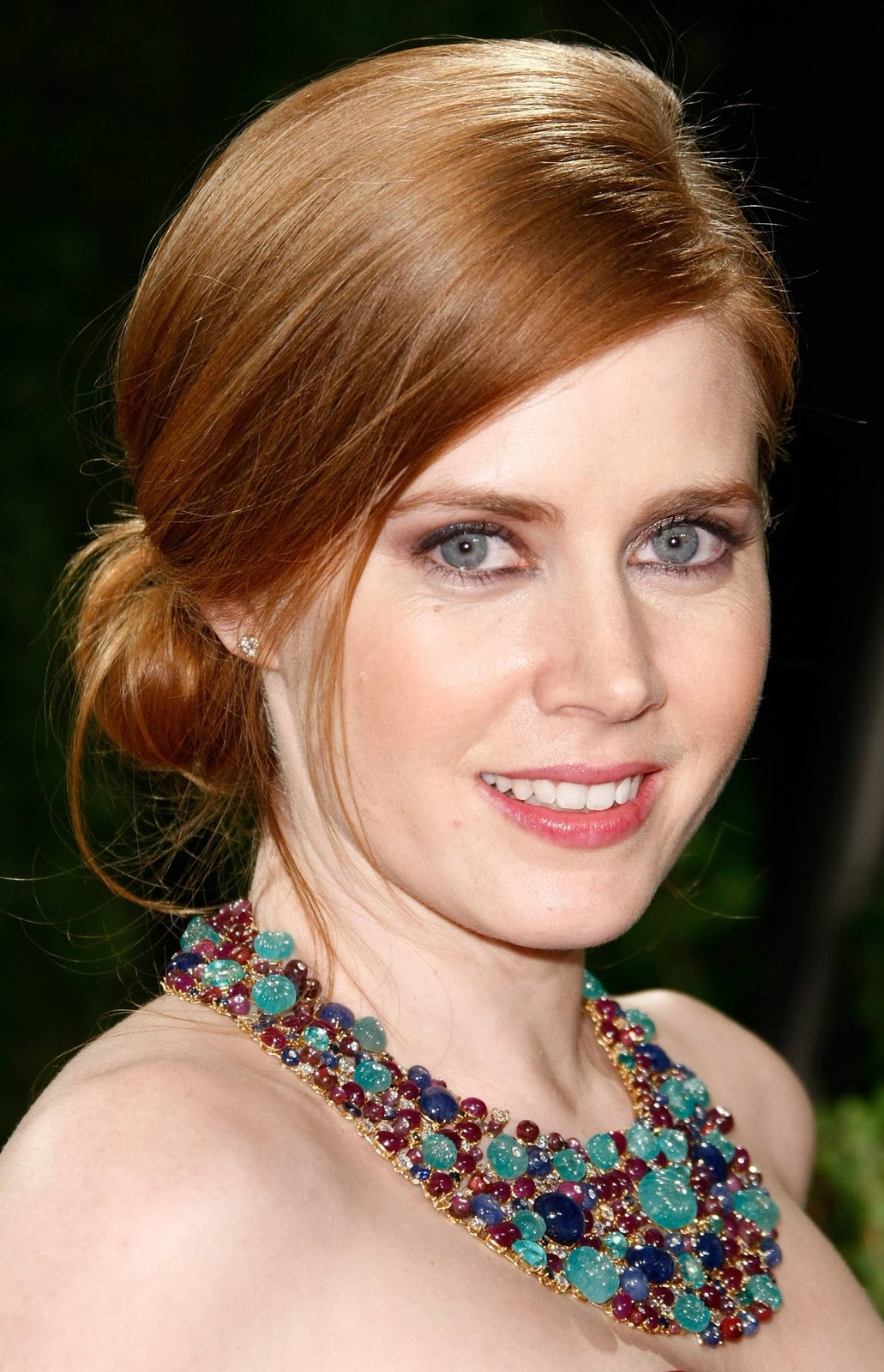 Celebrity Hairstyles Amy Adams