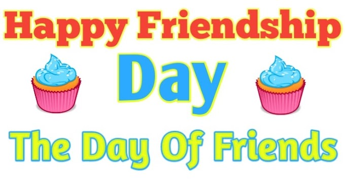 Happy Friendship Day The Day Of Friends