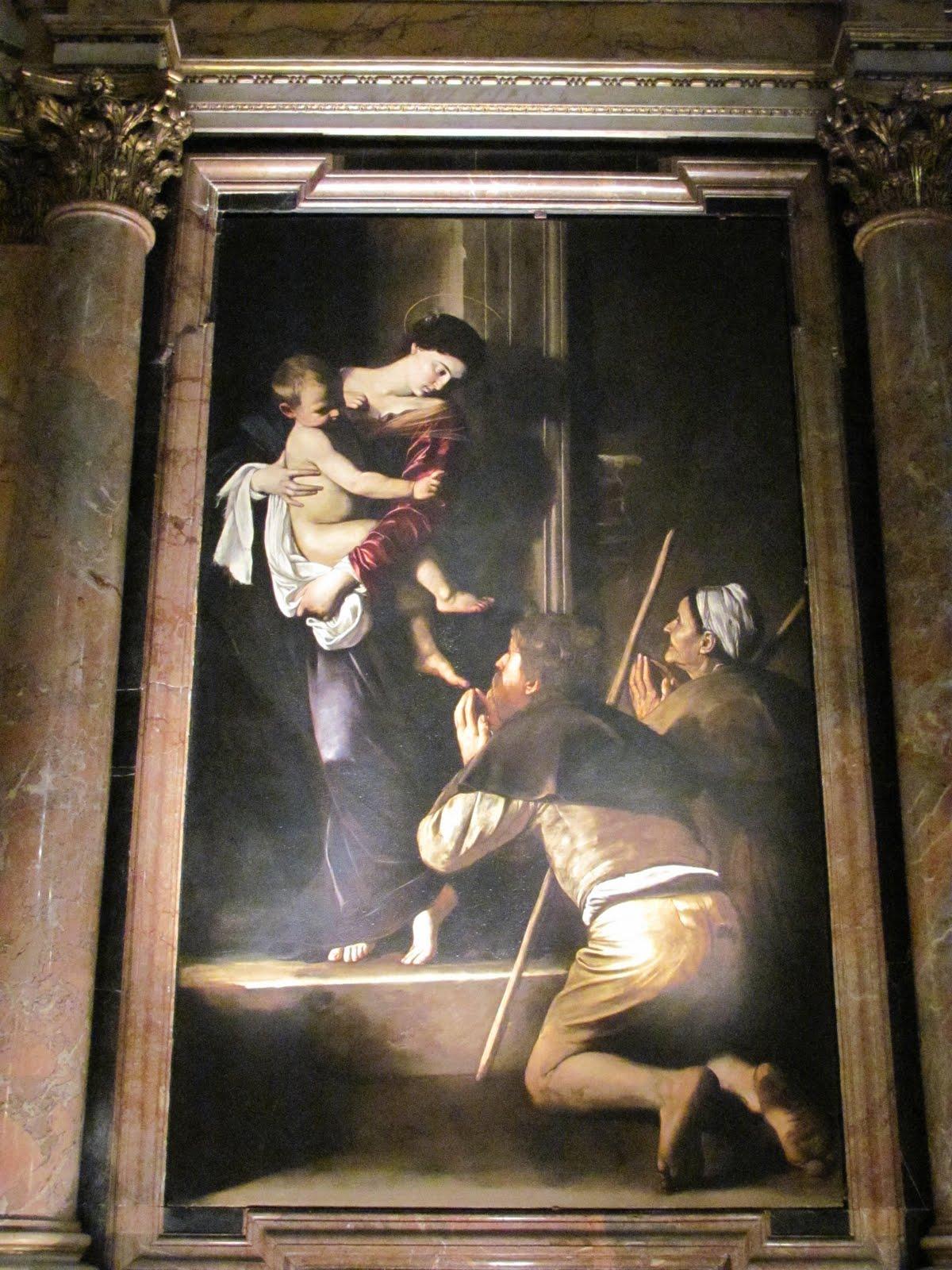 """Cultural Heritage: Un Caravaggio """"nascosto"""""""