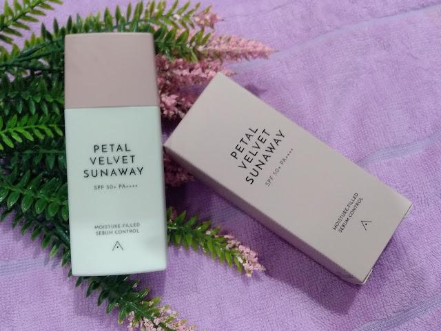 Althea Petal Velvet Sunaway | Menjaga Kulit Dari Sinaran UV