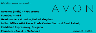 Avon India, avon direct selling