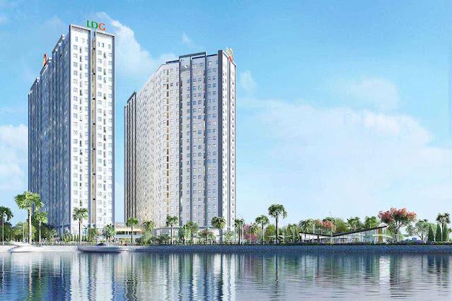 Căn hộ chung cư Sài Gòn Intela