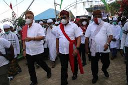 Serap Aspirasi Masyarakat Bursel, Murad Ismail Serahkan Bantuan Kesehatan, Pendidikan dan Pertanian di Ulima
