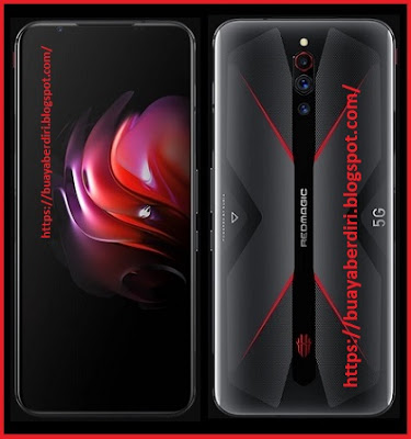 ZTE Nubia RedMagic 5G - HP GAMING 5G