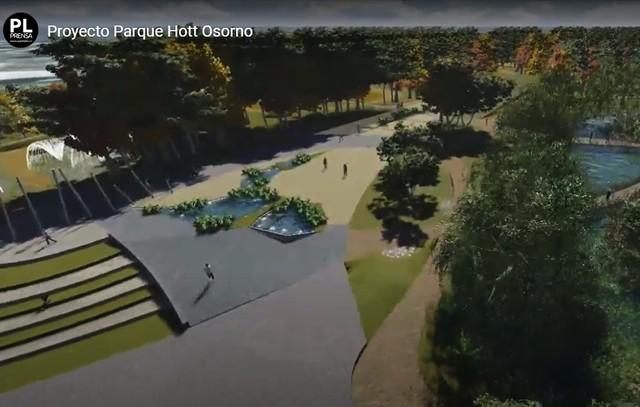 Parque Hott - Osorno