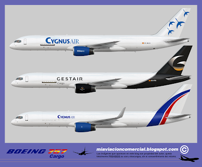 757 Cargueros Españoles