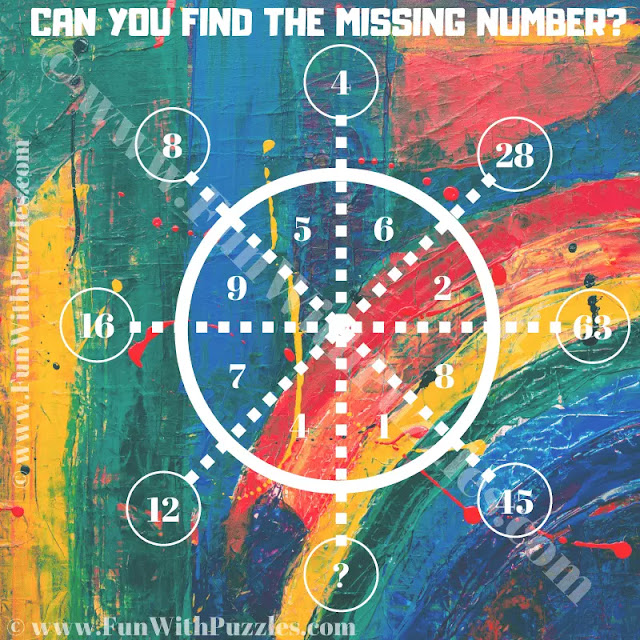 Can you solve this Logical Reasoning Number Puzzle?