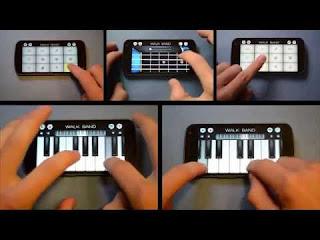 cara membuat musik edm di android