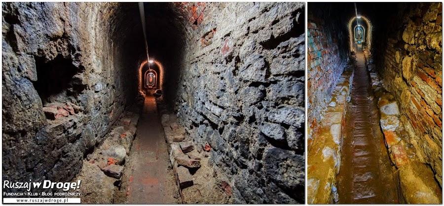 Prabuty - podziemne wodociągi