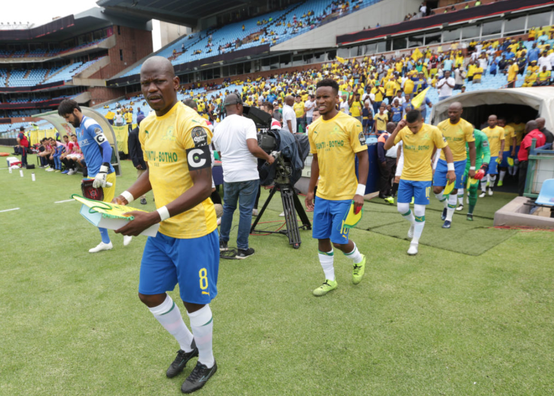 Sundowns will meet Al Ahly in the CAF Champions League quarter-finals