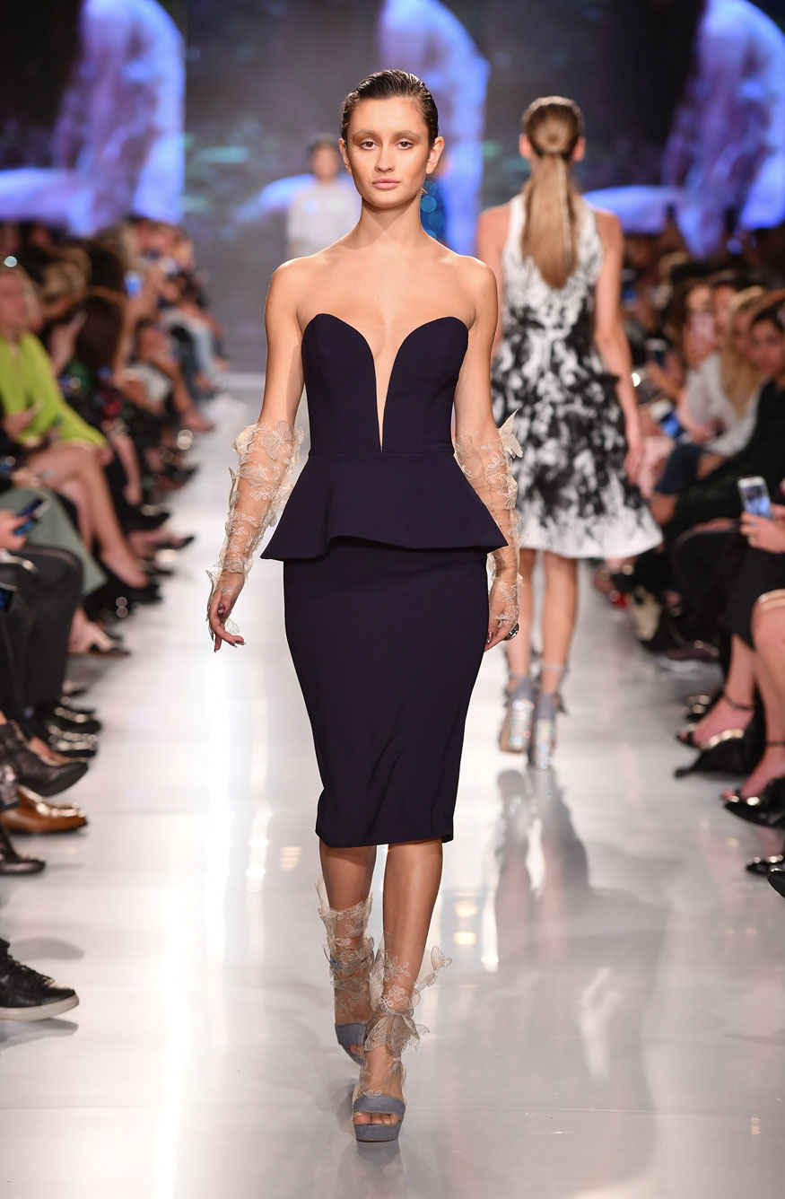 Lucian Matis Show at Toronto Fashion Week Stills