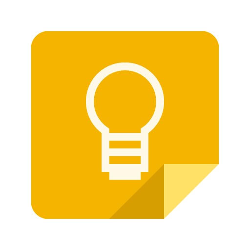 Sisbran Google Keep