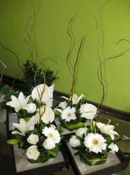 Como Hacer Un Arreglo Floral Para Boda Matrimonio Ideas