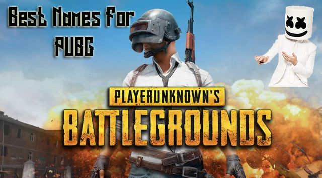 Best Names for Pubg 2020 | Pubg Name Generator for Males and Girls
