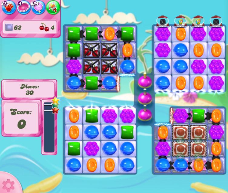 Candy Crush Saga level 2683