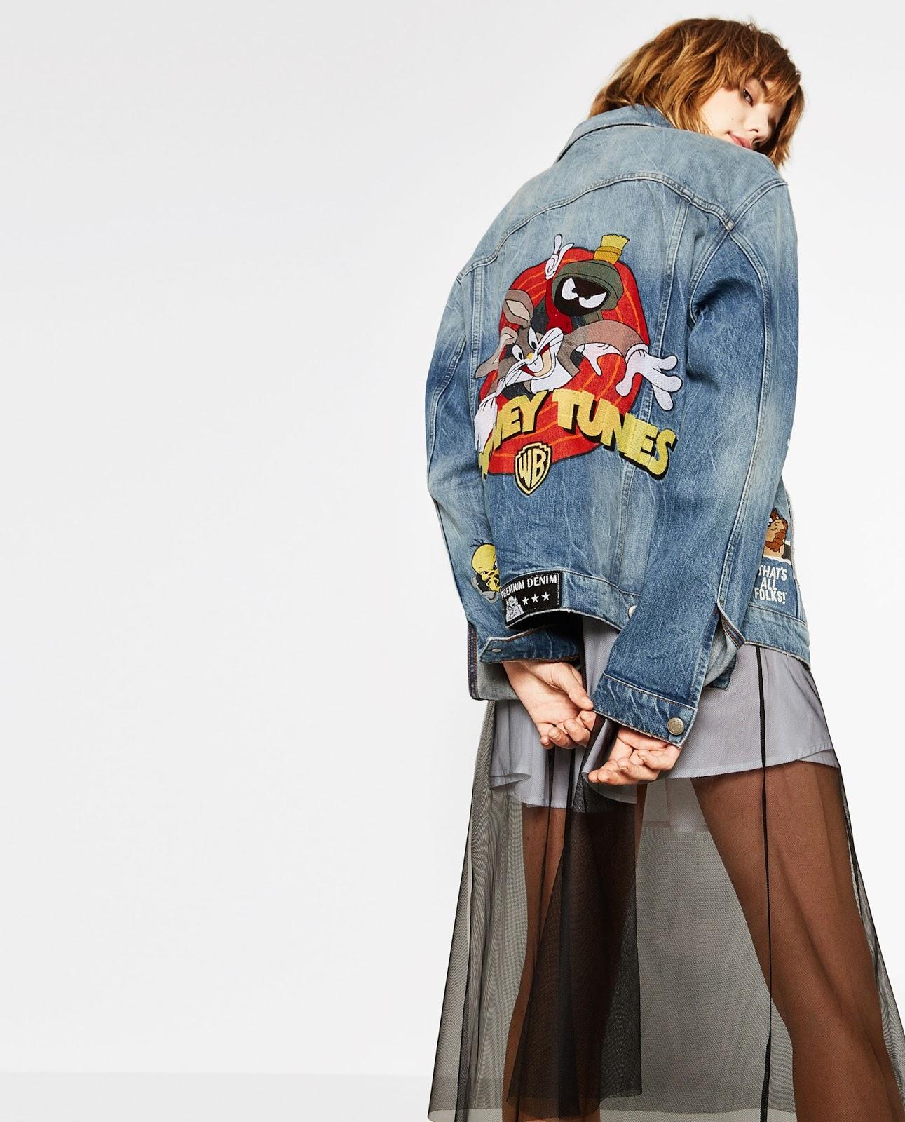 Moda Espalda En Estampado Bloguera Vaquera Trends La De Chaqueta qR1gpg