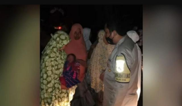 Bayi laki-Laki di Lotim Ditemukan Oleh Jamaah Sholat Subuh