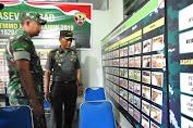Tim Wasev Mabes TNI AD Kunjungi TMMD ke 106 Kodim Loteng