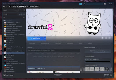 Pilih Game di Akun Steam yang Akan Dihapus