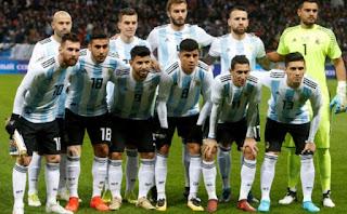 المغرب الارجنتين بث مباشر Maroc Vs Argentine En Direct...الهدف الثالث