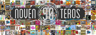 Logo Noventeros : NOVEN - 90 - TEROS