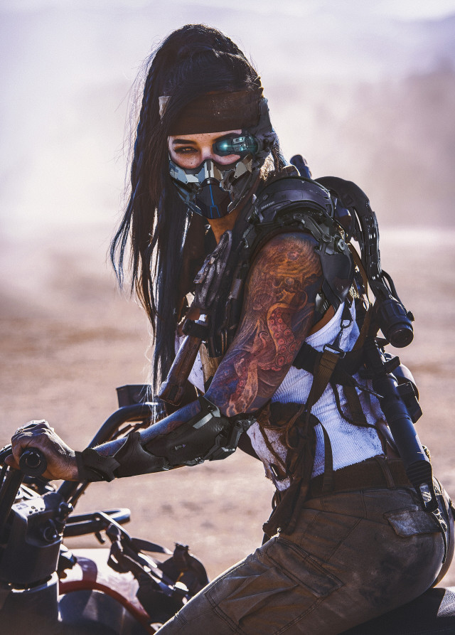 Image by Abrar Khan Photo by Clayton Haugen Model Alex Zedra