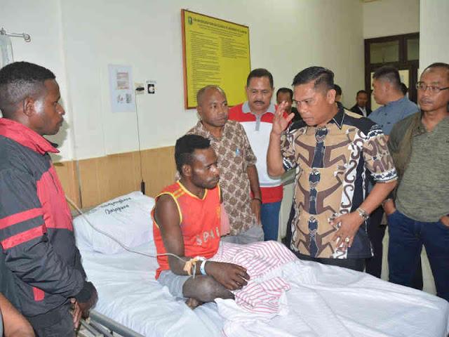 Kodam Cenderawasih dan Komnas HAM Siap Investigasi Fakta Kerusuhan di Fayit