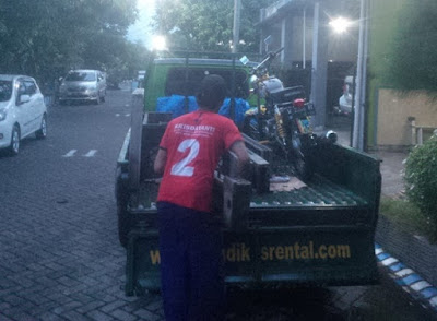 Sewa Pick Up Surabaya Batu Malang