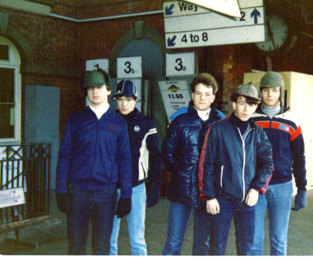 EIGHTIES CASUALS: COMING SOON - 80s CASUALS DEERSTALKER
