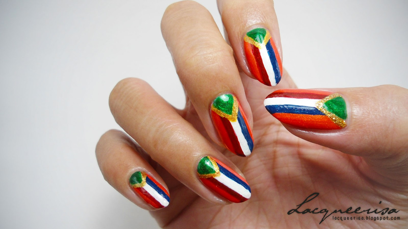 Netherlands Nails (Third Place Play-Off) lacqueerisa.blogspot.com