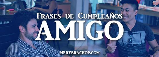 tarjetas con bonitas dedicatorias de cumpleaños felicitaciones cristianas para un amigo por Mery Bracho